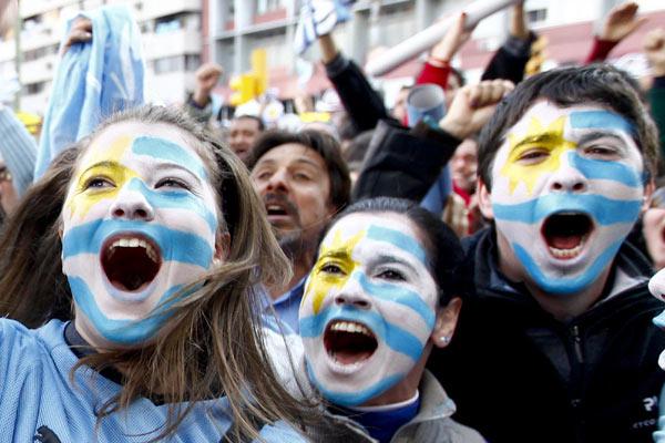 Copa America – Urugwaj kontra Paragwaj.
