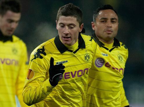 Towarzysko: Lech vs Borussia Dortmund