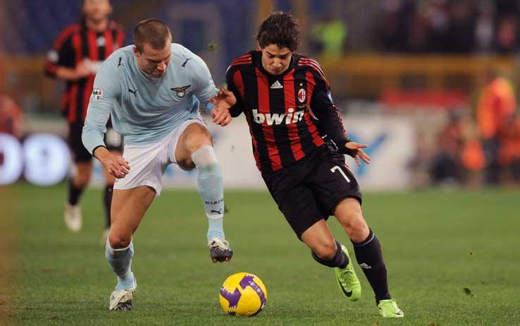 Milan podejmuje Lazio Rzym!