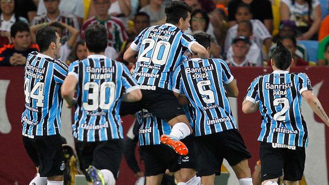 Campeonato Brasileiro – Gremio vs. Vasco da Gama.