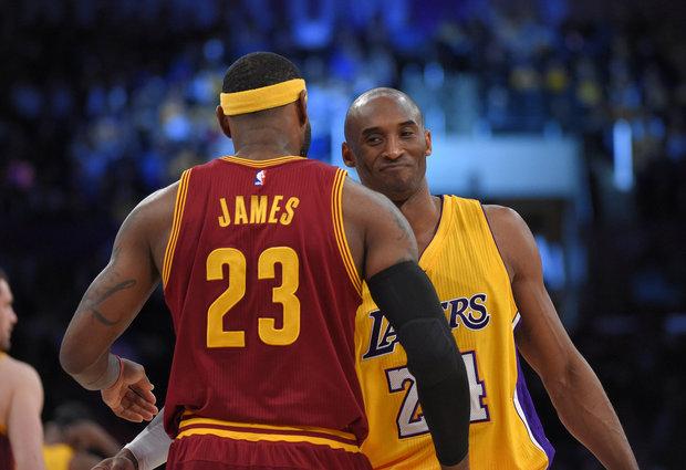 Typy na czwartek: Kobe Bryant żegna się z LeBronem Jamesem