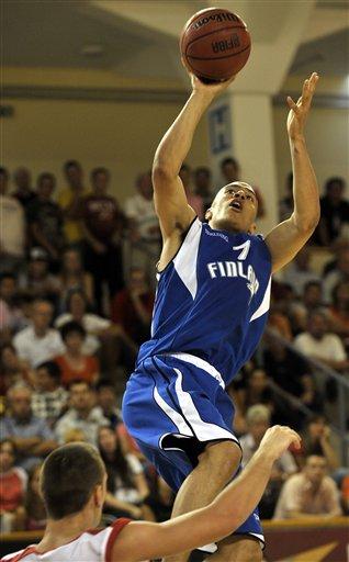 Eurobasket: FINLANDIA +11,5