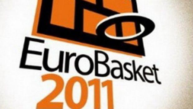 Sobota z Eurobasketem na Litwie…