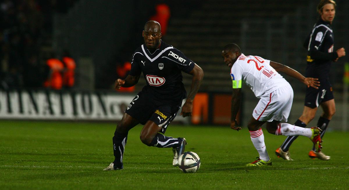 Lille kontra Bordeaux.