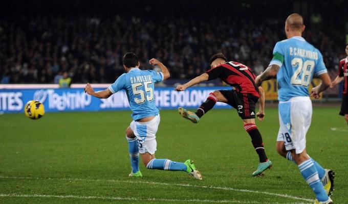 Napoli kontra Milan.