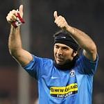 Godny pochwały gest Buffona