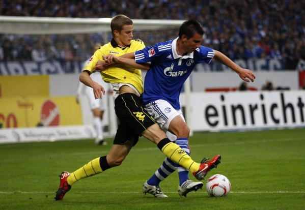 Superpuchar Niemiec: Schalke – Borussia Dortmund