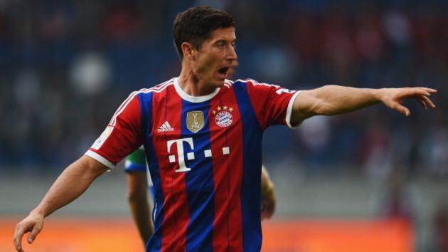 Mistrzowski Pojedynek : Bayern – Manchester City