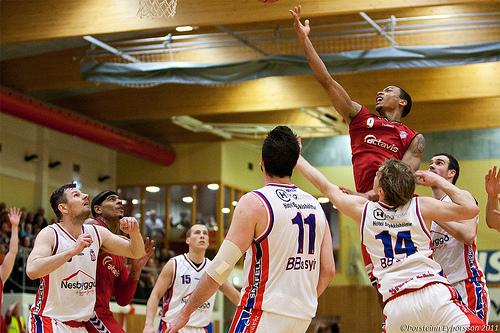 Q Eurobasket: Serbia zmiażdzy Islandię?