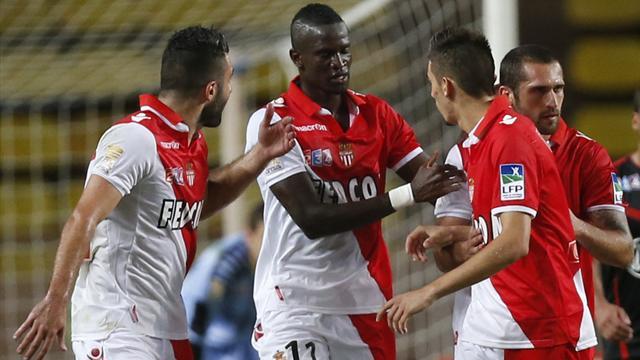 Monaco zjeżdża do Tuluzy.