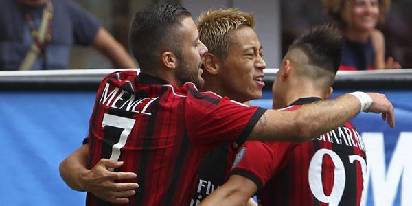 Rossoneri goszczą Chievo.