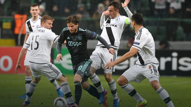 Darmowe typy bukmacherskie na mecz Legia – Ajax!