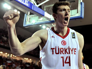 Eurobasket: Niemcy – Turcja