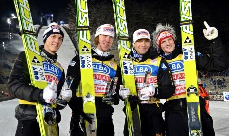 Skoki narciarskie: Czy Austriacy zdominują Turniej Czterech Skoczni?