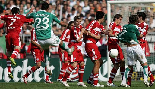 Bundesliga: Bayern rozprawi się z Werderem?