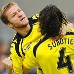 Borussia Dortmund pójdzie za ciosem