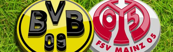 Analiza meczu: Mainz – Borussia Dortmund