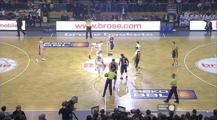 Finał BBL: Starcie nr 2. Alba Berlin – Brose Basket!