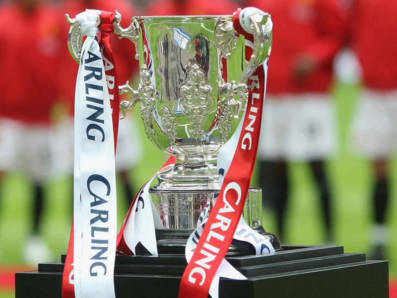 Carling Cup: 1/64 finału!