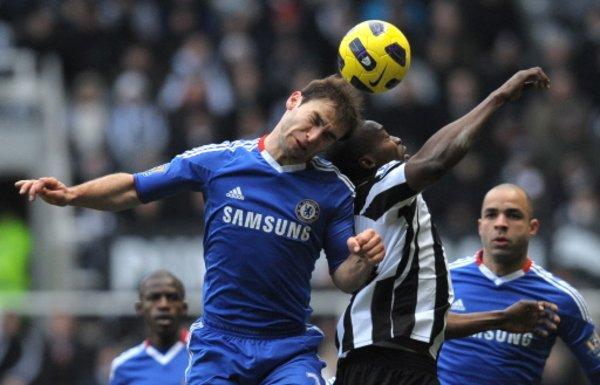 Spotkanie kolejki w Anglii: Newcastle vs. Chelsea