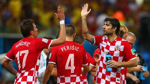 Chorwaci zmierzą się z Cyprem.