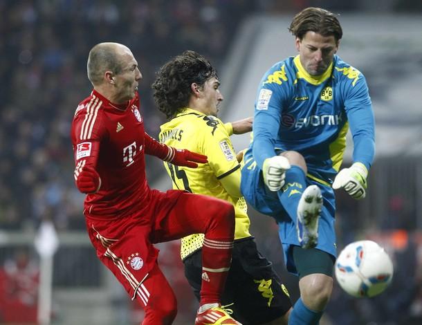 Bundesliga: Borussia czy Bayern, kto Mistrzem Niemiec?