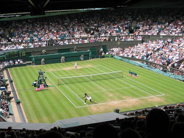 Wimbledon: Roddick wyrzuci za burtę Ferrera?