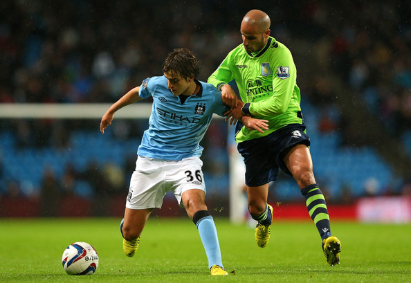 Manchester City kontra Aston Villa.