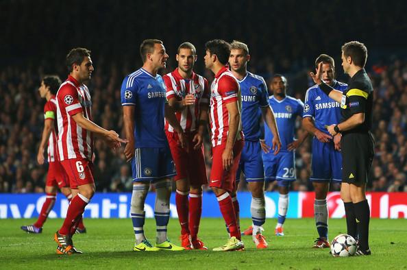 Sociedad towarzysko z Chelsea.