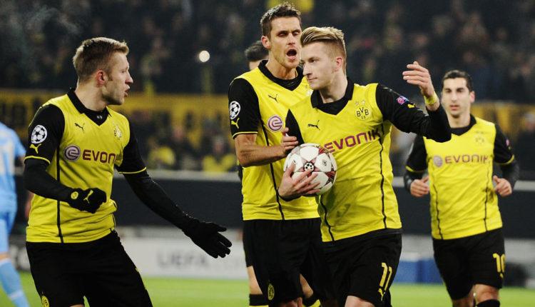 Borussia przyjeżdża do Augsburga.