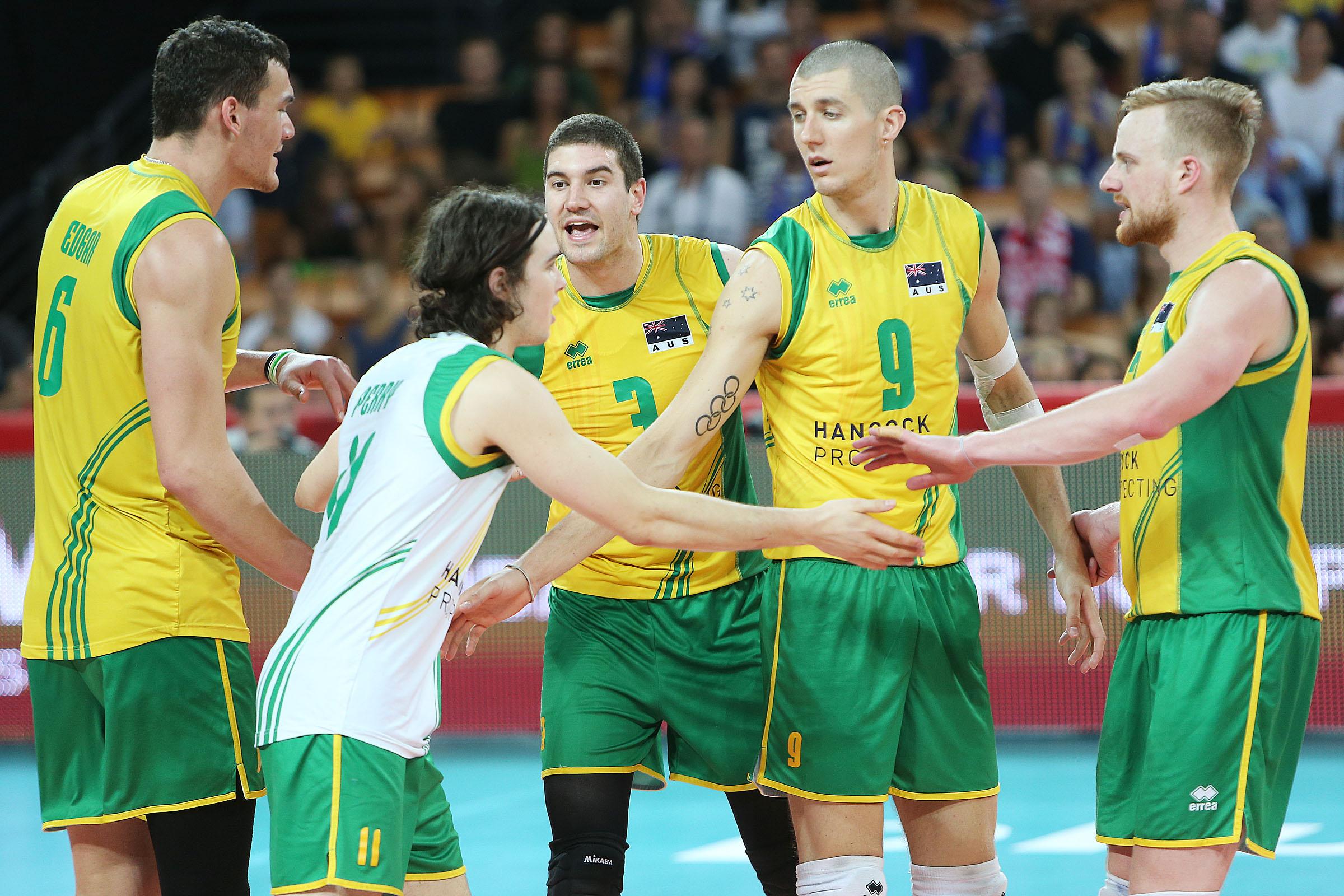 Analiza meczu : Polska – Australia
