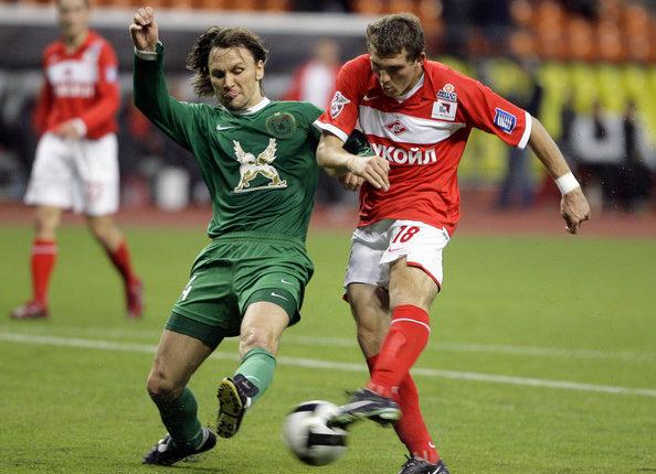 Analiza meczu : Spartak Moskwa – Rubin Kazań