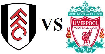 Fulham vs Liverpool  na zakończenie 14. kolejki Premiership