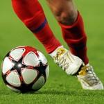 Piękny lob piłkarza Augsburga (video)