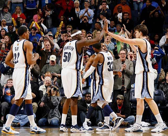 Warriors zatrzymają Memphis?
