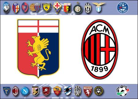 Serie A: Genoa – Milan