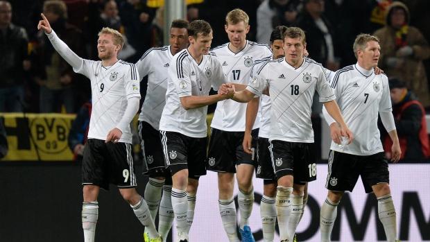 Argentyna zatrzyma niemiecką maszynę?