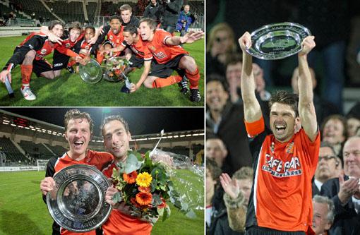 FC Eindhoven – FC Emmen