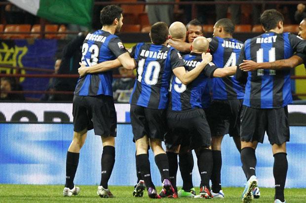 Inter kontra Udinese.