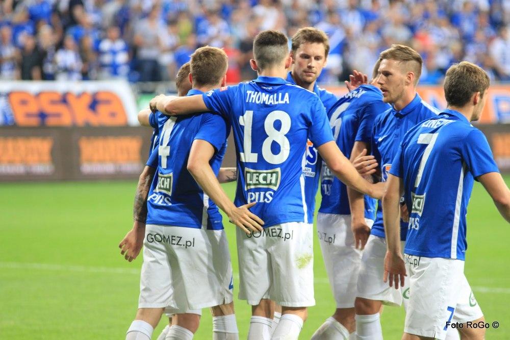 Analiza meczu : FC Basel – Lech Poznań