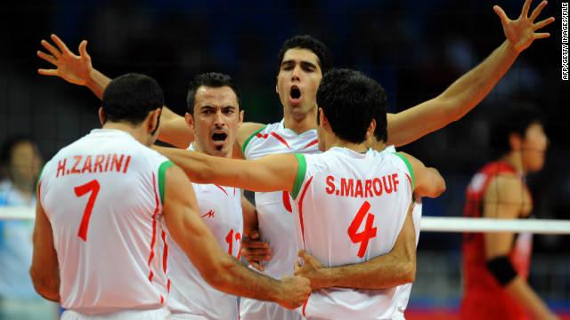 Kto piątą drużyną świata? Iran czy Rosja?