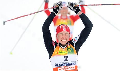 Biegi narciarskie: Jednak Bjoergen?