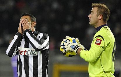 Zespół Artura Boruca kontra Juventus