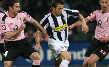 Serie A: Juventus – Palermo