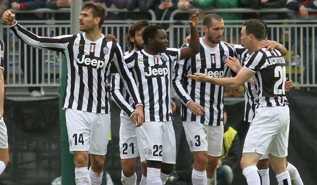 Atalanta podejmie Juventus.