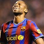 Barcelona bez Keity do lutego?