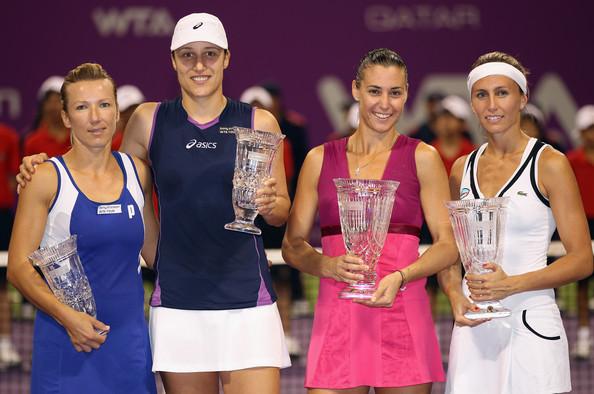 WTA Eastbourne: Srebotnik/Peschke wrócą na właściwe tory?
