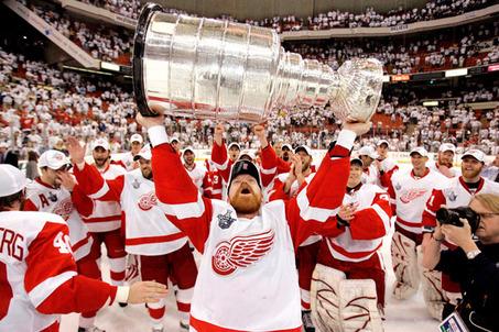 NHL: Starcie ekip najlepszych na własnej tafli…