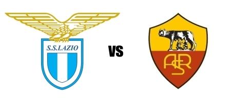 Piłkarskie Derby Rzymu!