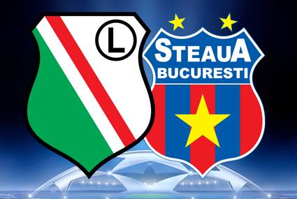 Liga Mistrzów: Legia – Steaua